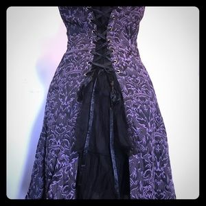 Tripp purple party dress Size L